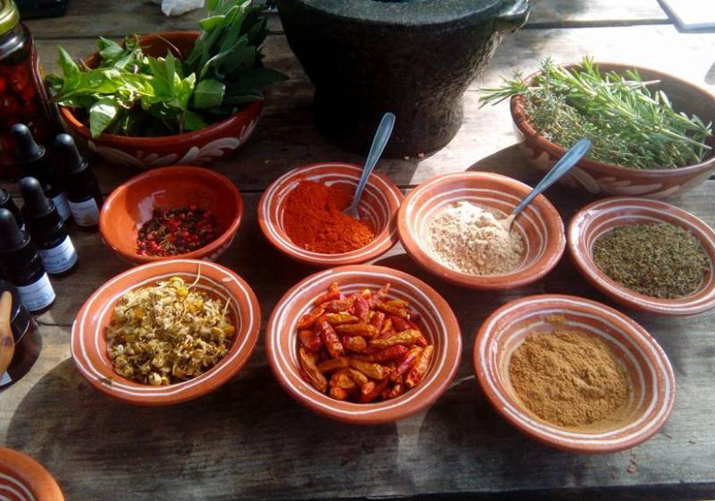 Χειμερινά Mπαχαρικά•Το 'φάρμακό μας΄στην κουζίνα μας