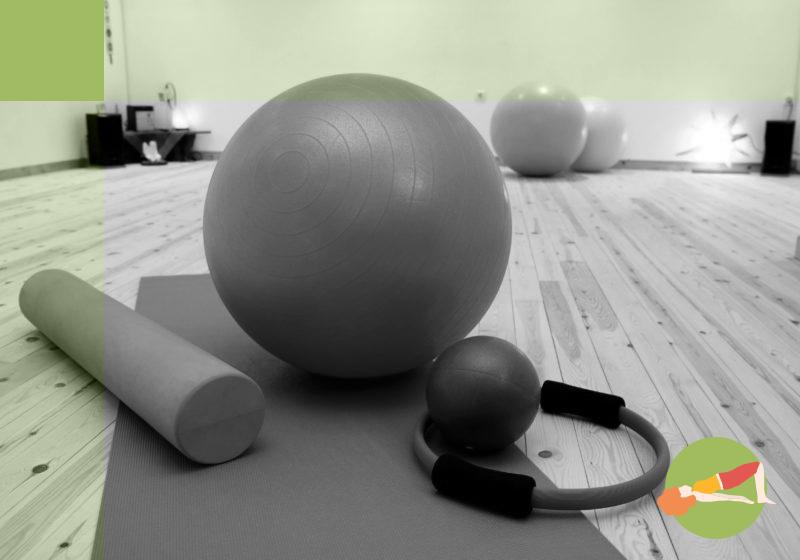 Pilates Mat & Props