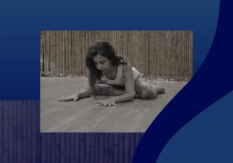 ΟNLINE Yin Yoga & Yoga Nidra, με τη Μπέτυ Παπαδοπούλου
